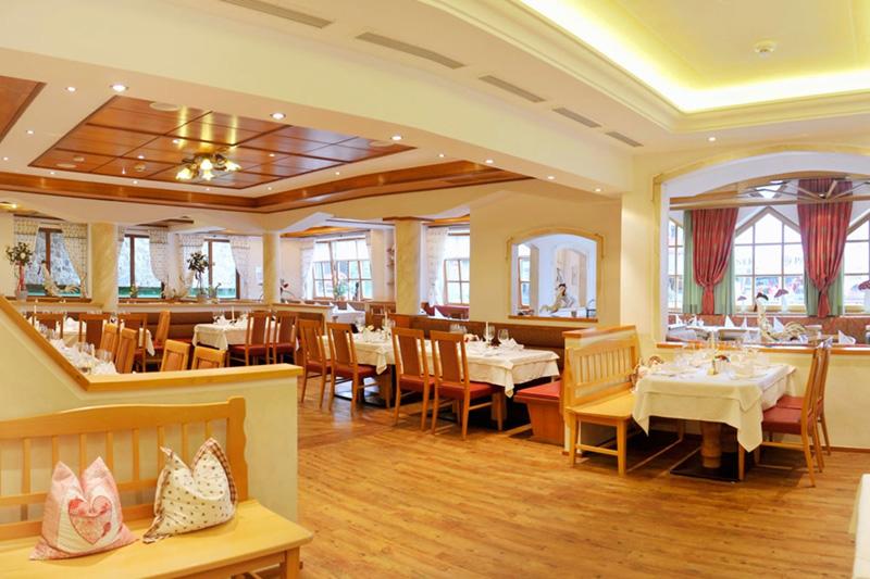 Restaurant im Hotel Bischofsmütze