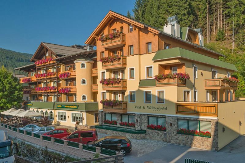 Sommerurlaub im 4-Sterne Hotel Bischofsmütze