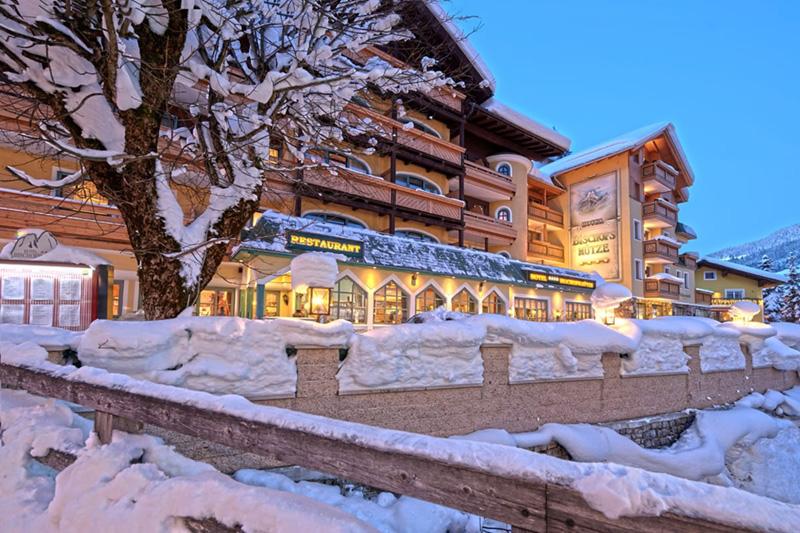 Winterurlaub im 4-Sterne Hotel Bischofsmütze