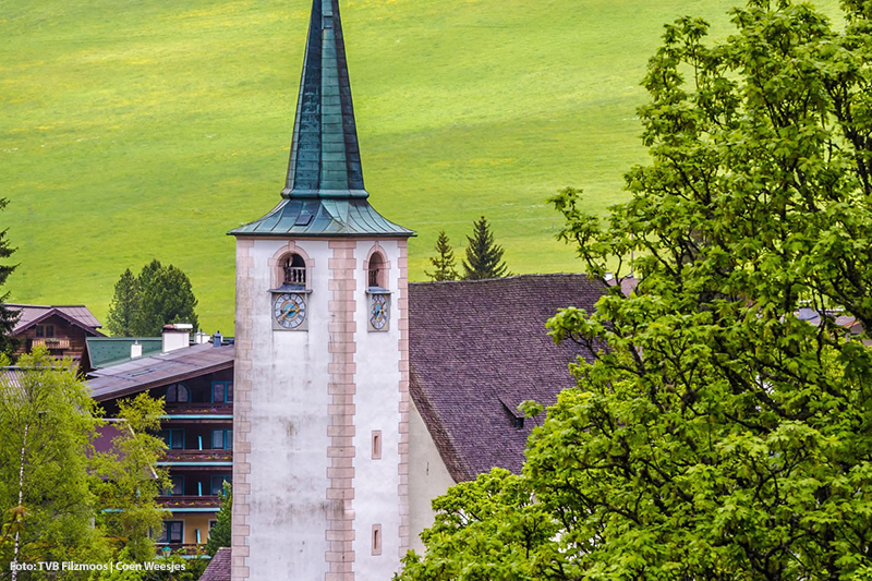 Wallfahrtskirche Filzmoos