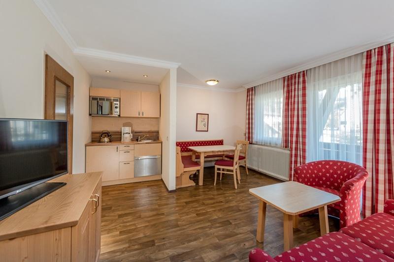 Ferienwohnung im Appartementhaus Maier