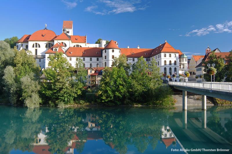 Hotel-Das-Kloster St. Mang in Füssen
