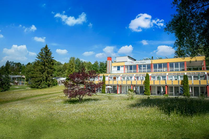 Sommerurlaub im Hotel Das Allgäu in Maierhöfen