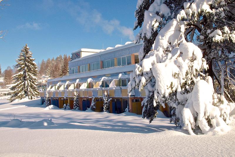 Winterurlaub im Hotel Das Allgäu in Maierhöfen