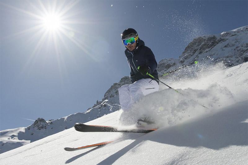 Skiurlaub am Reschenpass