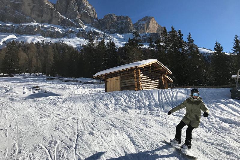 Skigebiet Karersee-Deutschnofen (ital. Carezza)