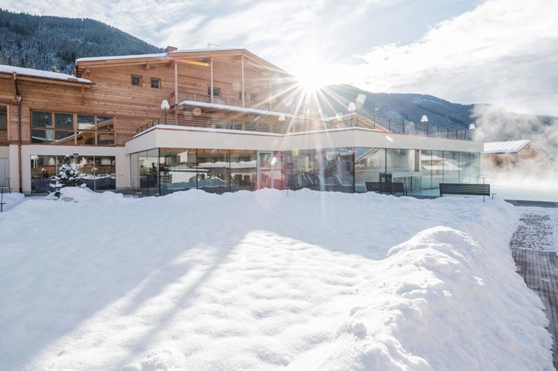 Winterurlaub im Hotel Stoll in der Nähe vom Kronplatz in Südtirol