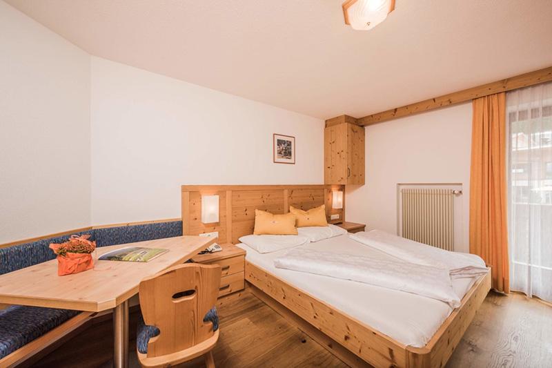 Doppelzimmer 17-21 m²