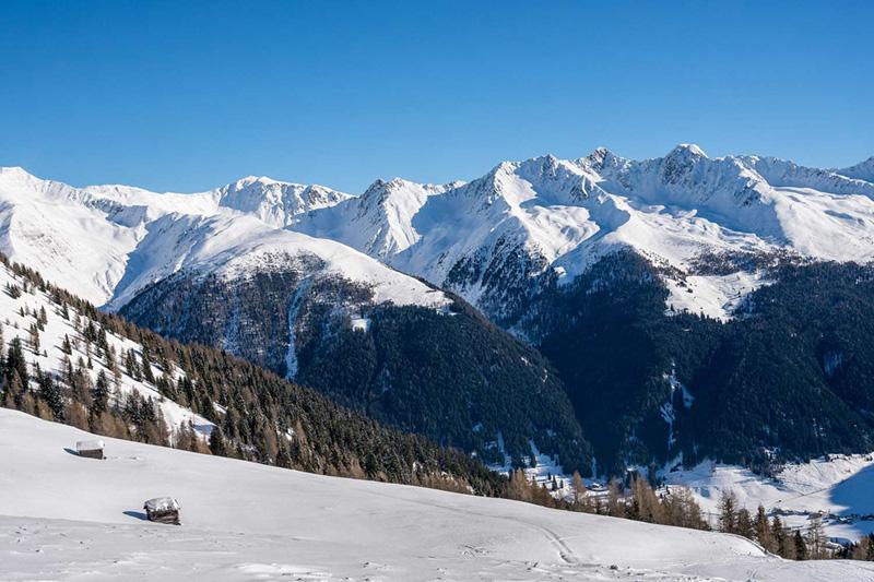 Winterurlaub im Gsiesertal in Südtirol