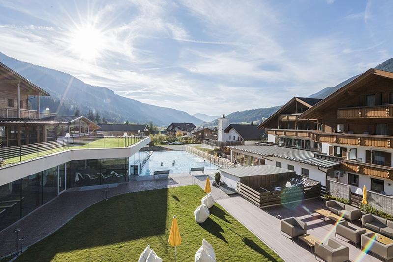 Sommerurlaub im Hotel Stoll im Gsiesertal in Südtirol