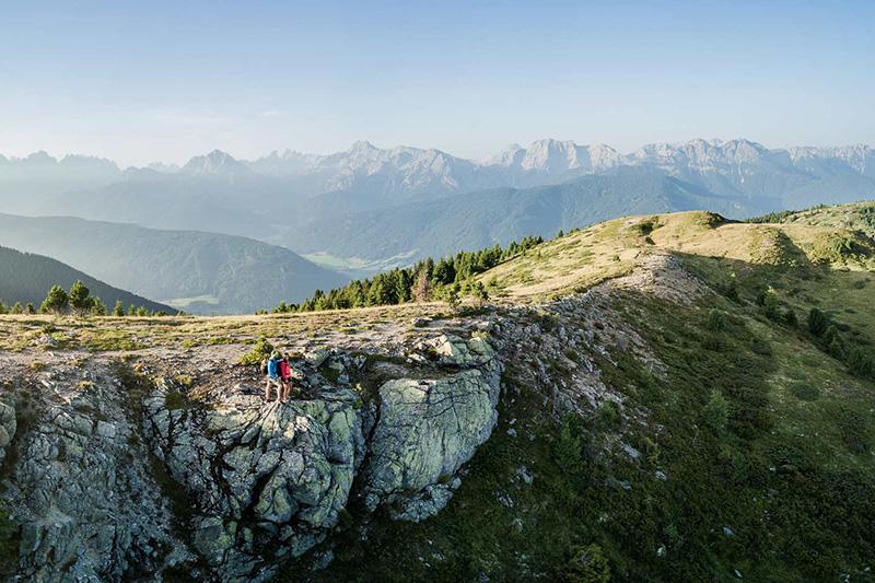 Ein Wanderurlaub in Südtirol ist gut für Körper und Geist
