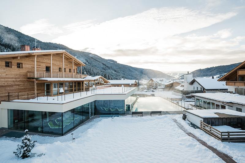Winterurlaub im Hotel Stoll