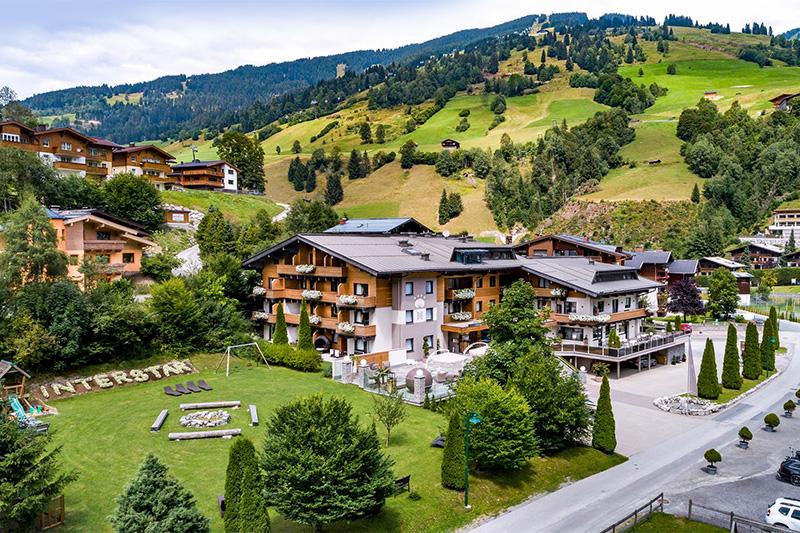 Sommerurlaub im Hotel Interstar in Saalbach