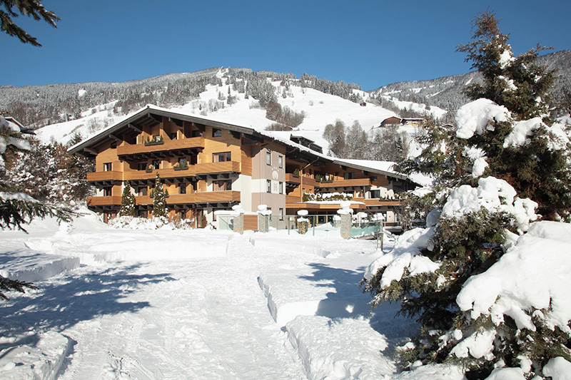 Winterurlaub im Hotel Interstar in Saalbach