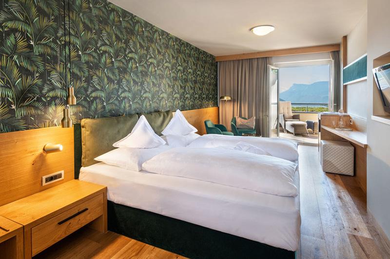 Komfort-Doppelzimmer Relax Plus ca. 40 m²