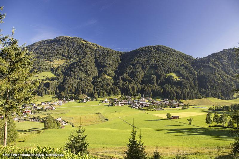 Urlaub in St. Jakob in Haus der sonnigsten Gemeinde im PillerseeTal