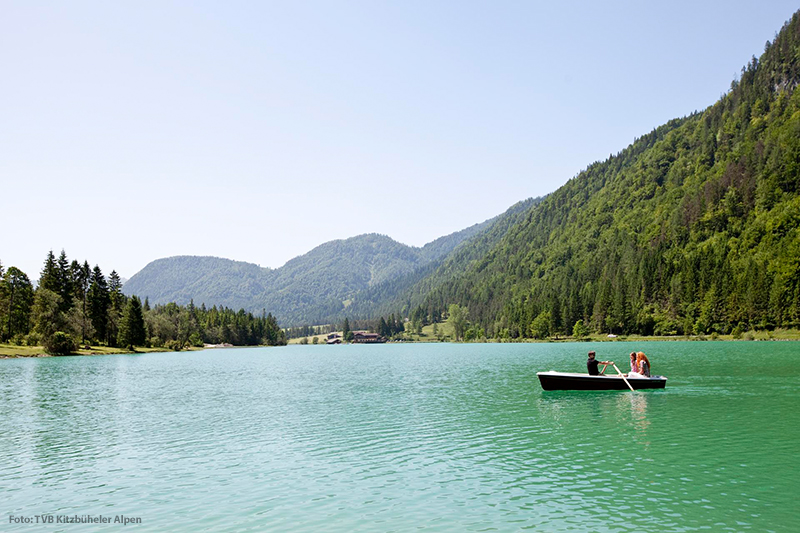 Sommerurlaub in den Kitzbüheler Alpen in Tirol
