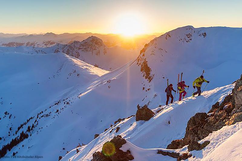 Skitourenparadies PillerseeTal