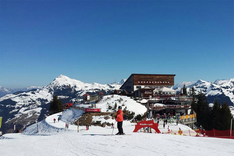 Bergstation Hahnenkamm