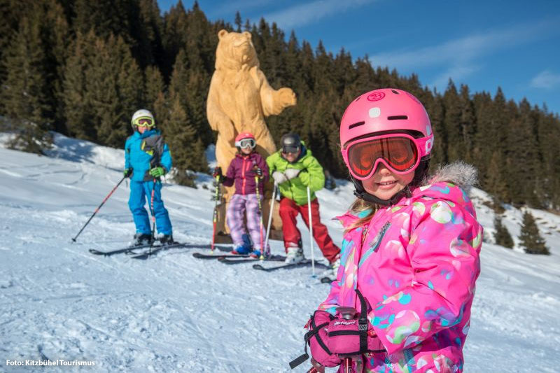 Familienurlaub in Kitzbühel
