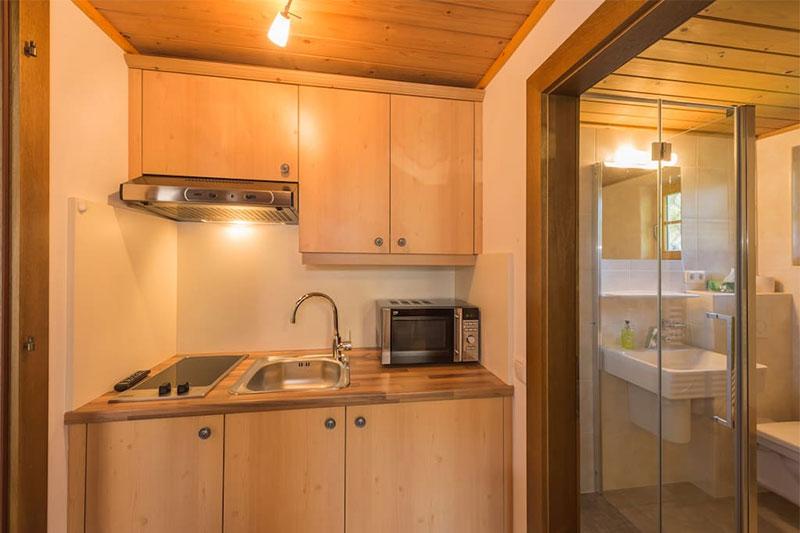 1-Zimmer Ferienwohnung mit Kitchenette
