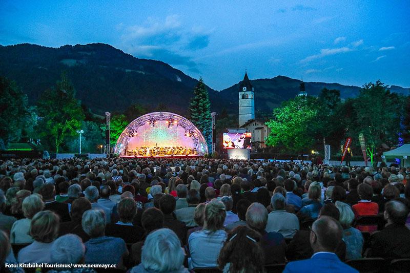 Klassikkonzert in Kitzbühel
