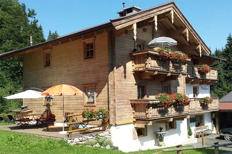 Sommerurlaub in den Ferienwohnungen von Familie Oberhauser