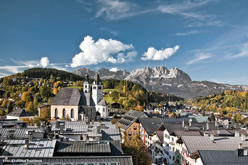 Sommerurlaub in Kitzbühel/ Tirol