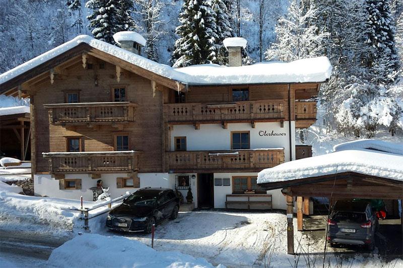 Winterurlaub in Kitzbühel