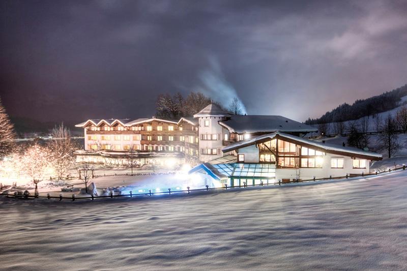 Winterurlaub im Erlebnishotel Kitzbühler Horn