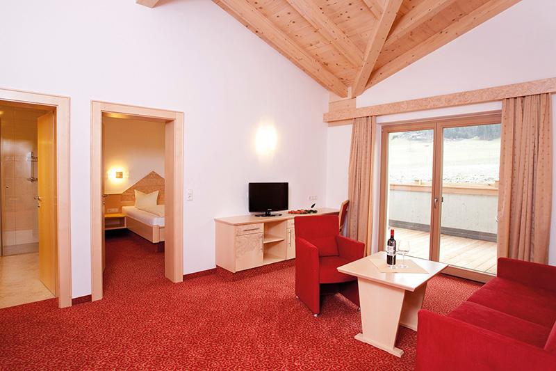 Zimmer im Hotel Kitzbühler Horn