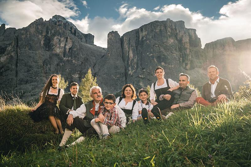 Über fünfzig Jahre Gastfreundschaft: Familie Ebner