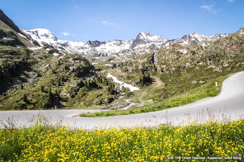 Laerchenhof-Gletscherstrasse
