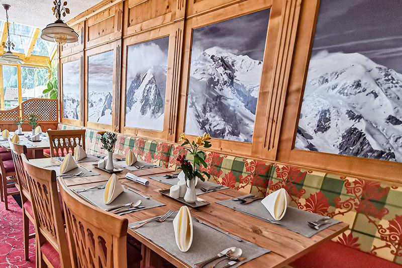 Ferienhotel Lärchenhof - Dein Frühstückshotel am Kaunertaler Gletscher
