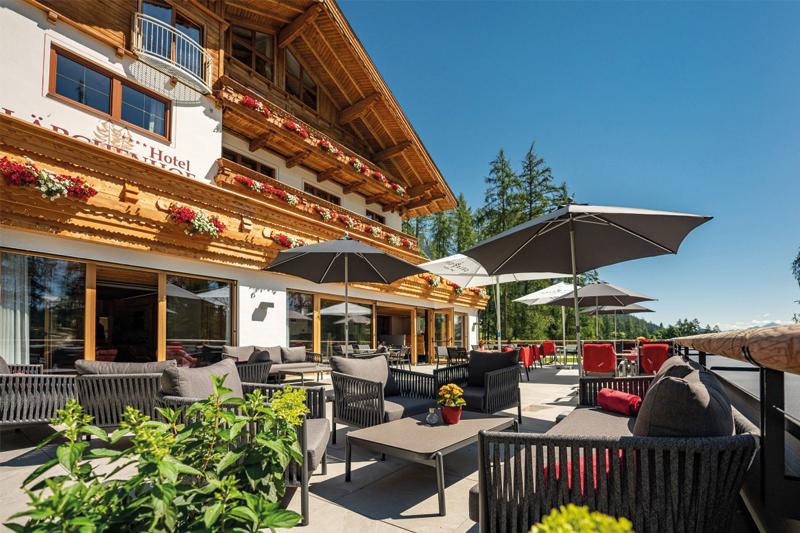 Laerchenhof-Sommer-Terrasse