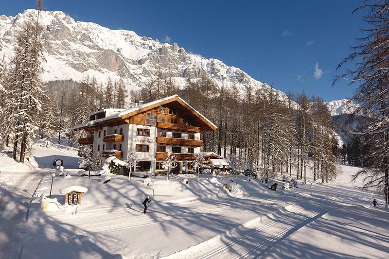 Winterurlaub im Hotel Lärchenhof in Ramsau
