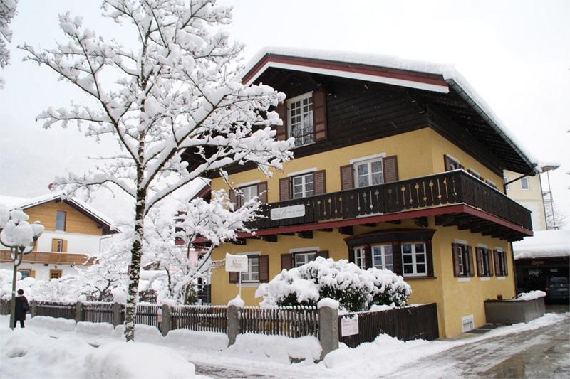 Winterurlaub im Landhaus Luise in Bad Reichenhall
