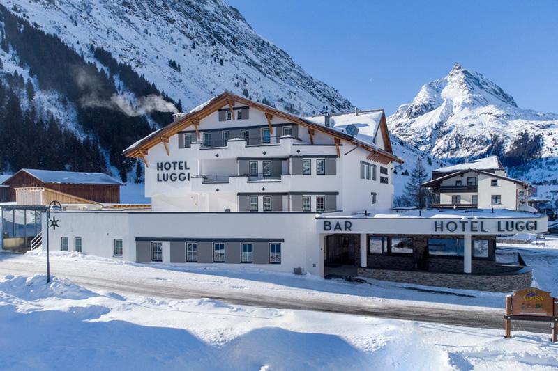 Winterurlaub im Hotel Luggi