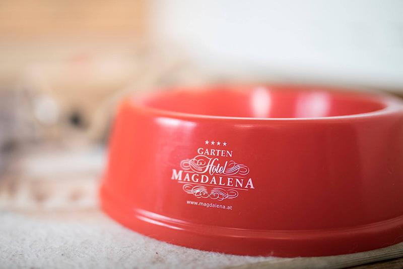 Urlaub mit Hund im 4-Sterne Wellness Hotel Magdalena