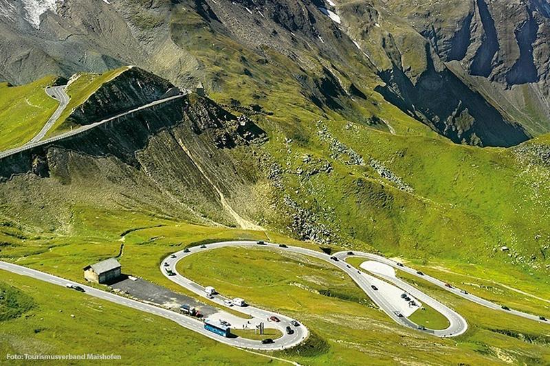 Grossglockner Hochalpenstrasse - Die berühmteste Alpenstraße