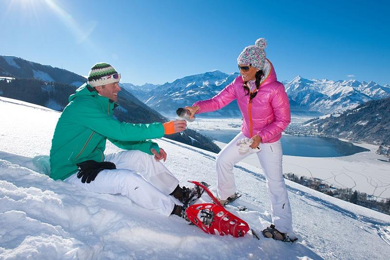 Schneeschuhwanderung in Maishofen