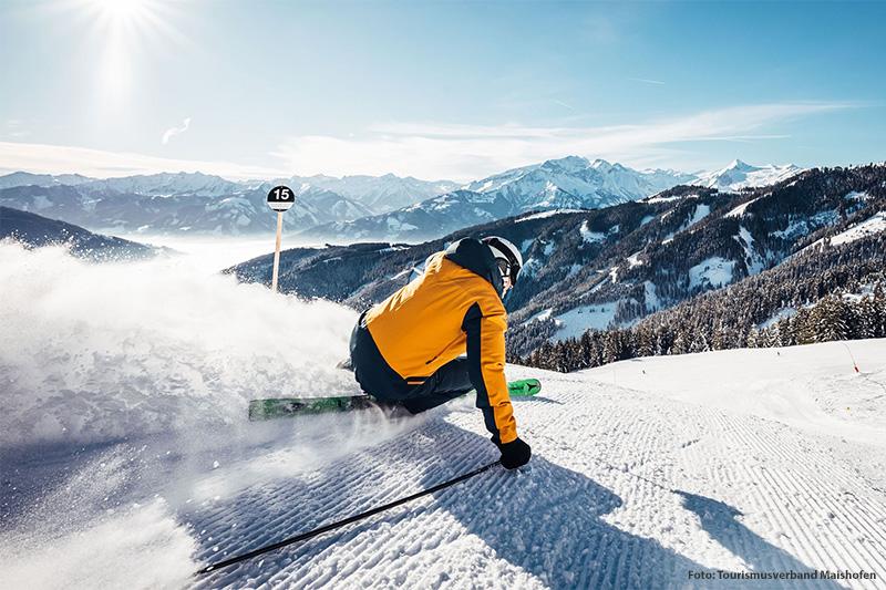 Skifahren Zell am See-Kaprun