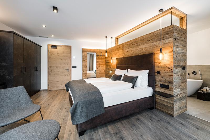 Doppelzimmer Alpen Relax