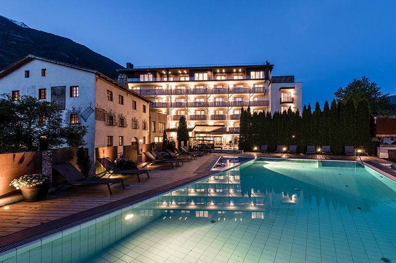 Hotel Mein Matillhof in Latsch