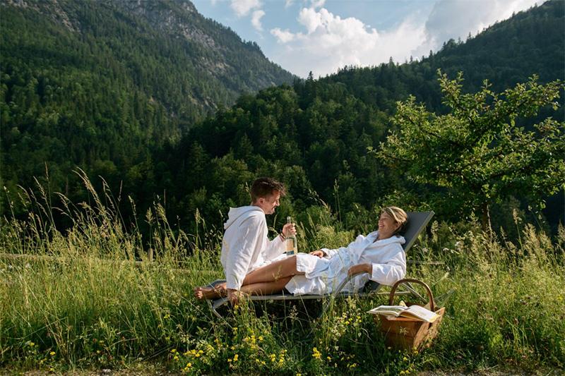 Romantikurlaub im Berchtesgadener Land