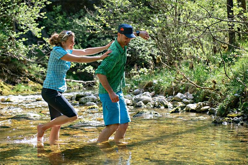 Romantikurlaub in der unberührten Natur des Berchtesgadener Landes
