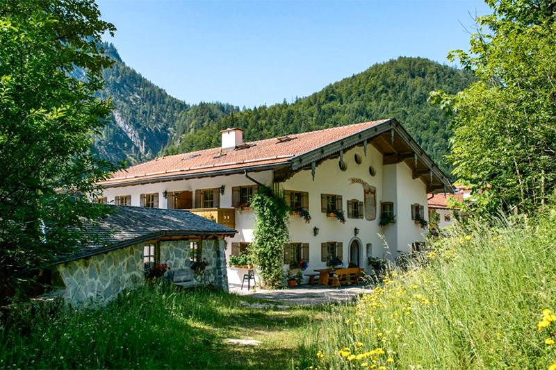 Sommerurlaub im Landhotel Mauthäusl im Berchtesgadener Land