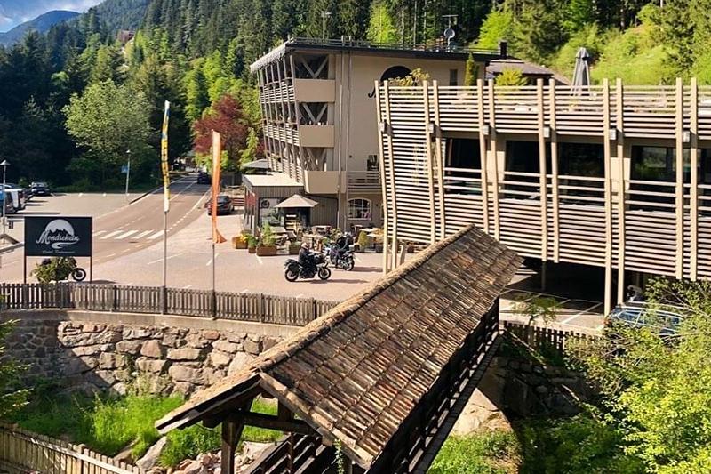 Sommerurlaub im Hotel Mondschein im Eggental