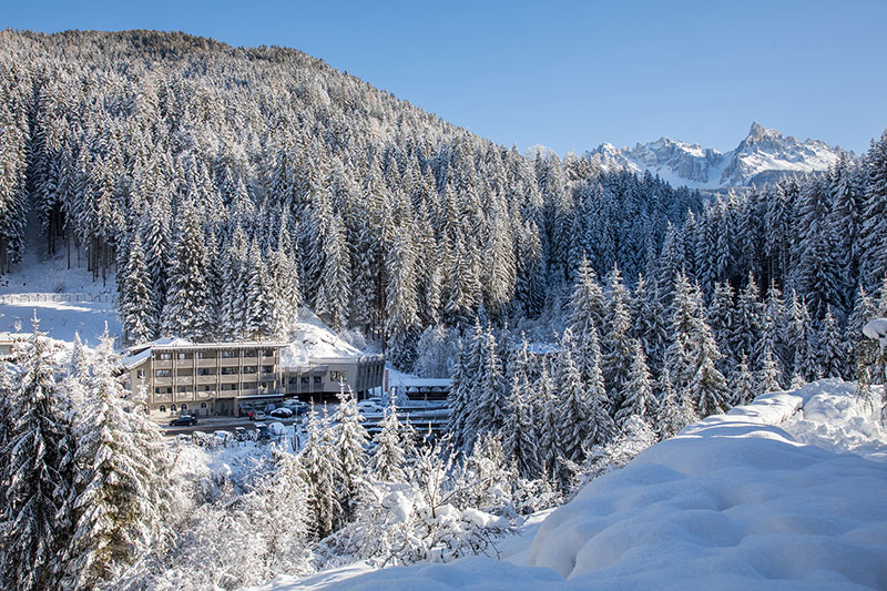 Winterurlaub im Hotel Mondschein in Obereggen