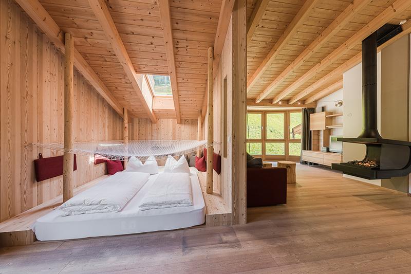 Kuschelsuite 70 m²